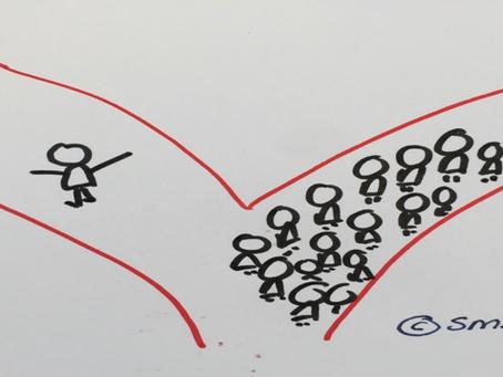 Teamcoaching met Lencioni: Zoek conflicten op en neem afscheid van de kunstmatige harmonie