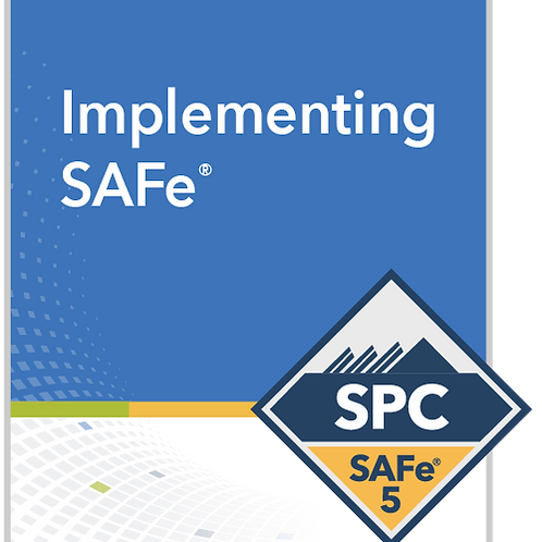 APR Implementing SAFe training- 19, 20, 21, 22 april 2021 Online