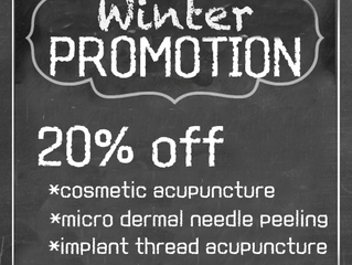Winter season Cosmetic Promotion
