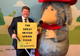 Dean Russell MP Great British Spring Cle
