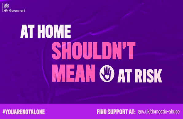 Graphic: At Home Shouldn't Mean At Risk