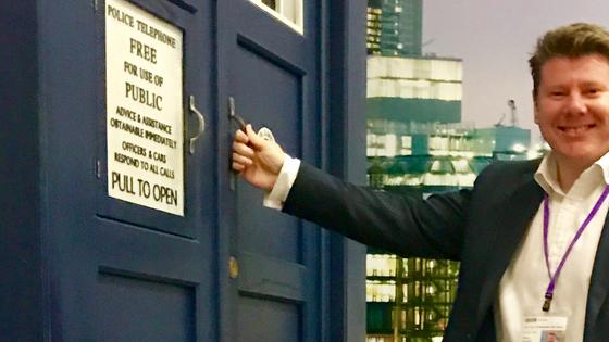Dean Russell Interviewed On BBC Radio