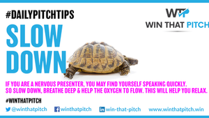Win That Pitch #DailyPitchTips Launched