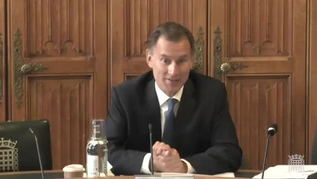 Dean Russell Asks Questions about Long COVID on Health and Social Care Committee