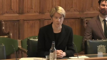 Dean Asks the Chief Executive of NHS England About Plans to Digitise the NHS