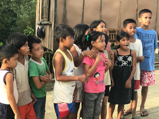 Dean Russell Shares Personal Message During Charity Mission In Philippines Jungle