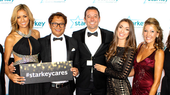Epifny Consulting Founder, Dean Russell, Attends Starkey Hearing Foundation Gala