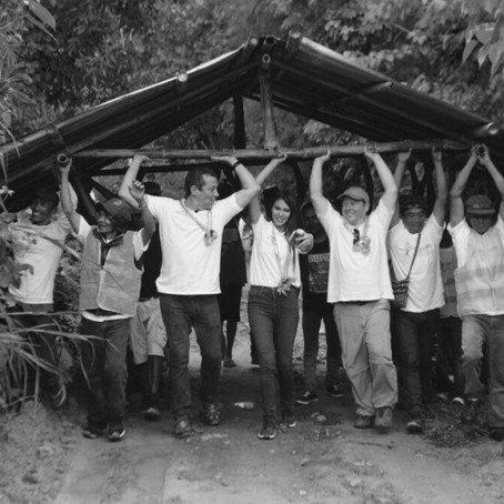 What Carrying A Roof In The Jungle Taught Me About Community
