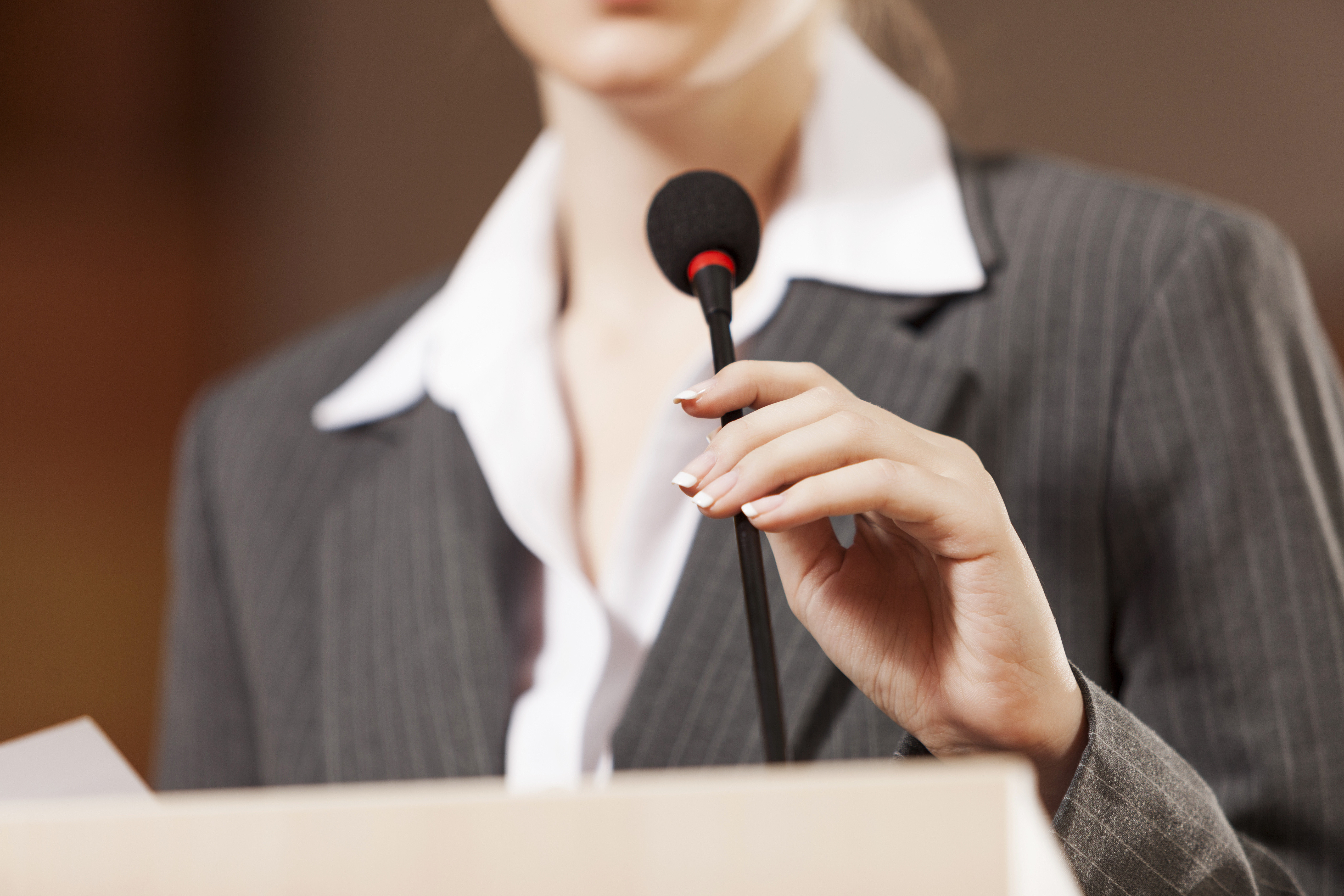 Free Presenting With Confidence Call