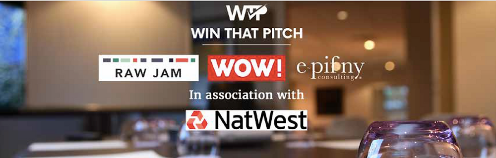Epifny Consulting and Win That Pitch - Agency Leadership Event