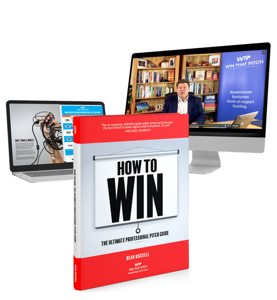 Announcing Win That Pitch Masterclass