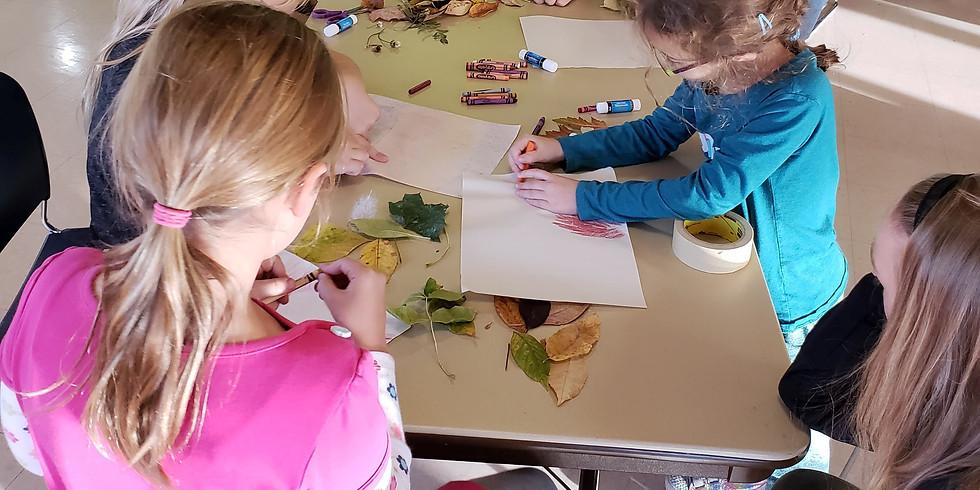 Tentative - Intergenerational - Seasonal Changes - Storytelling and Fall Art