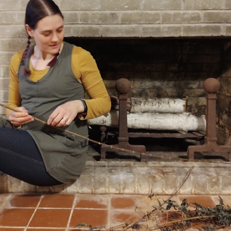 Gathering Tales for Winter: Storytelling and Handicrafts
