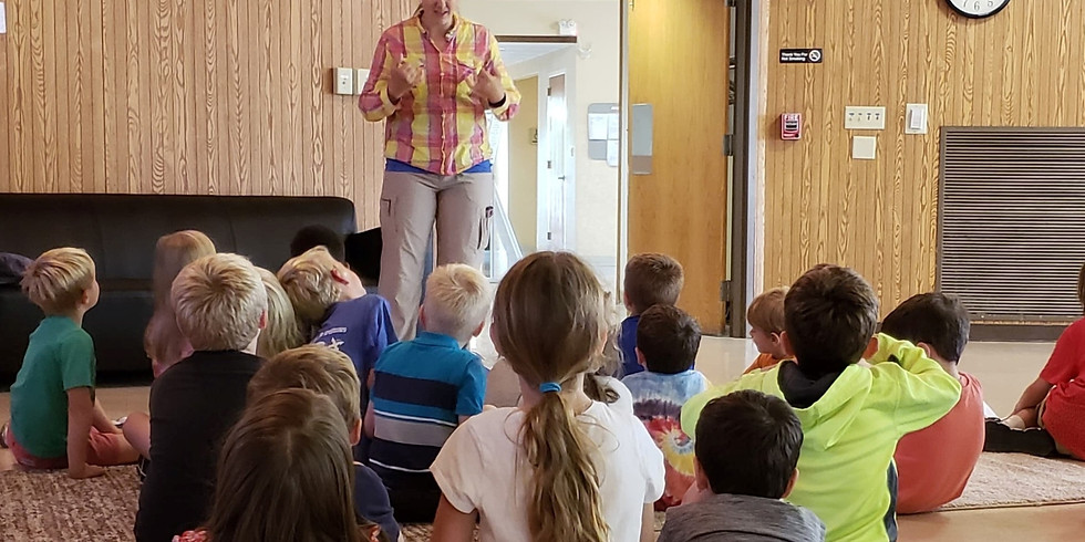 Family Storytelling - Hosted by South Milwaukee Public Library - Virtual