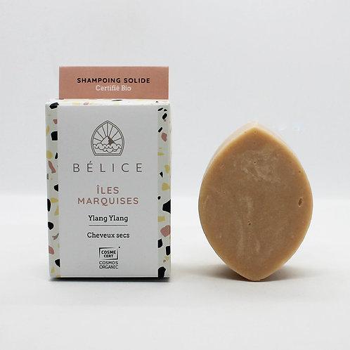 Shampoing solide Bio - Iles Marquises - Belice