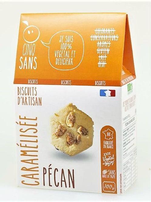 Biscuits Pécan Caramélisé