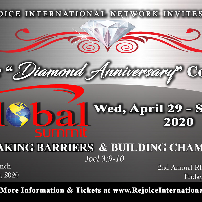 April 29 - May 2, GO GLOBAL SUMMIT 2020, in Olive Branch, MS