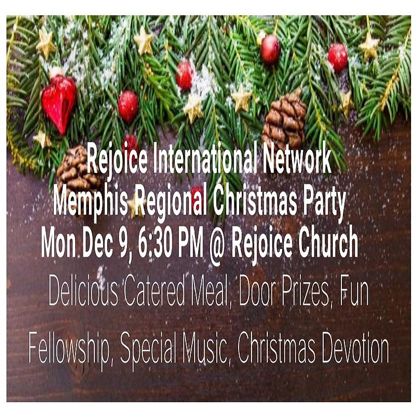 RI Regional Christmas Party