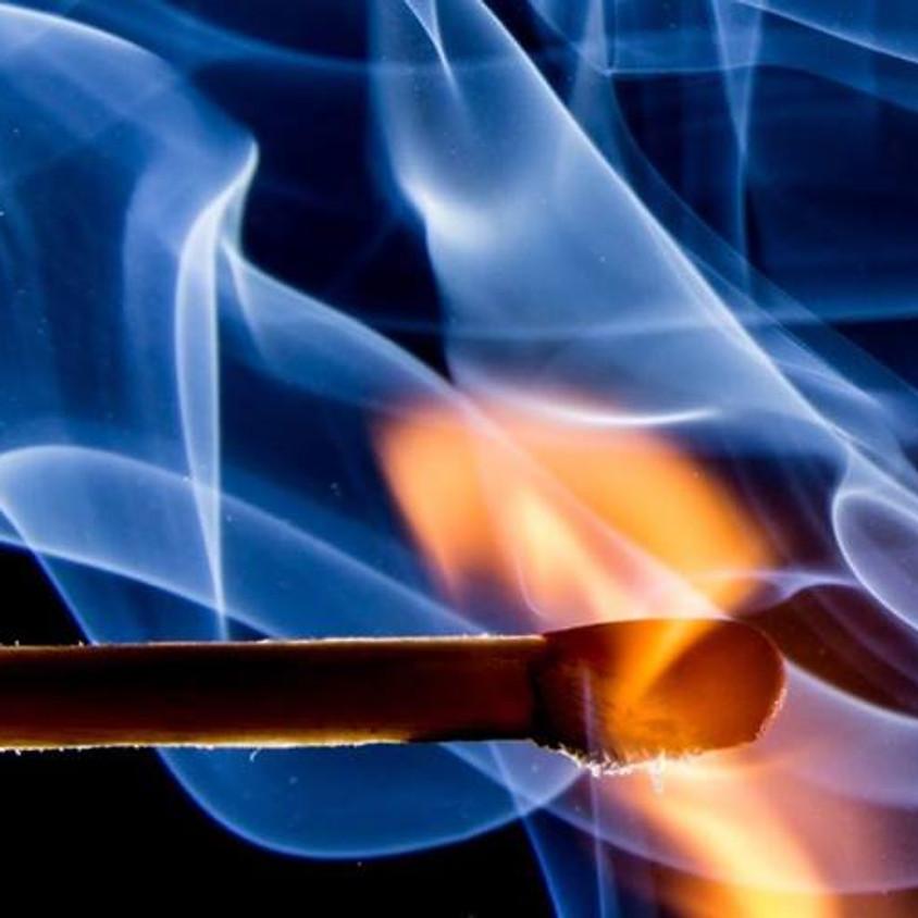 April 5, 7 PM - FRIDAY NIGHT FIRES, Paragould AR