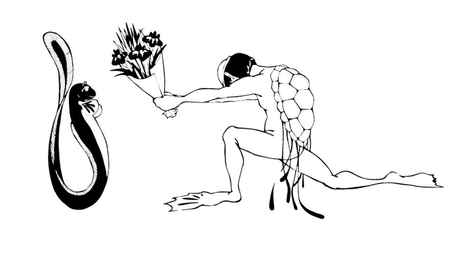 『河童の初恋』
