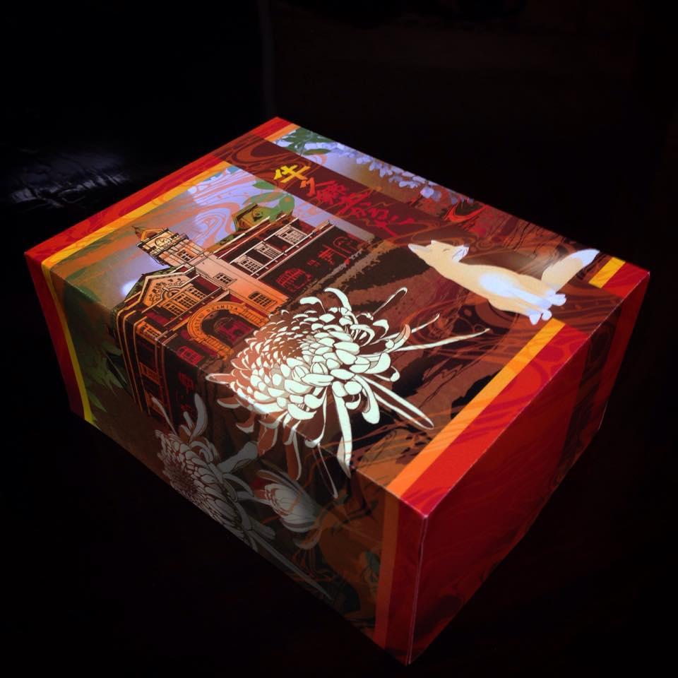 箱デザインプロトタイプ