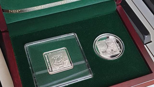 Unikatowe srebrne monety z serii Historia Polskiej Muzyki Rozrywkowej