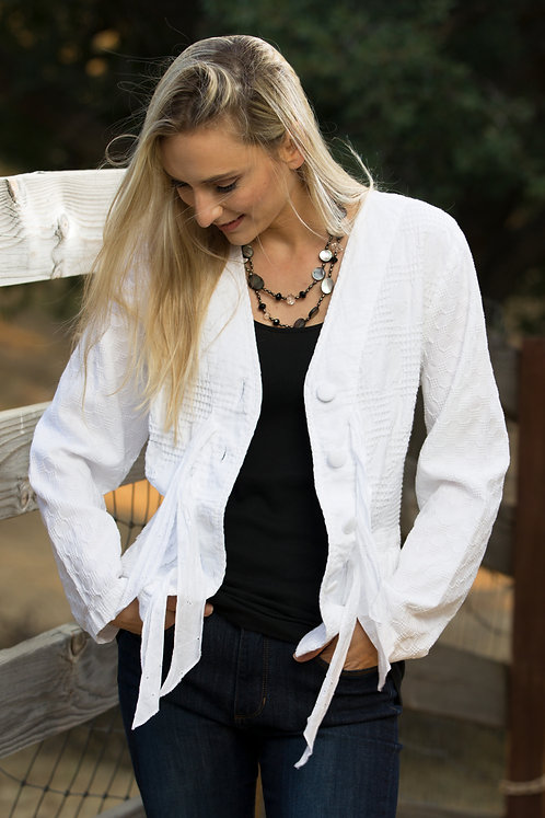 Heirloom Tie Jacket