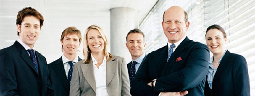 व्यवसाय टीम