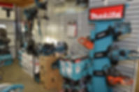 Large selection of Gas & Cordless Outdoor Equipment.