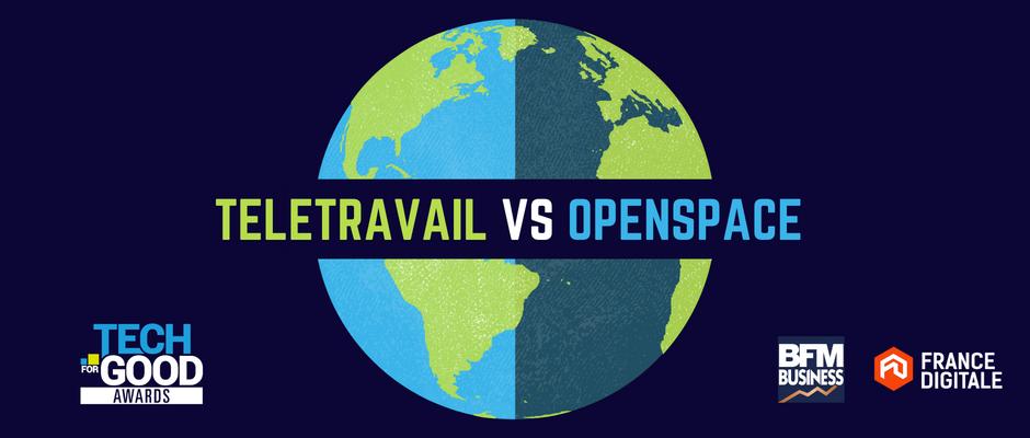 Le Coronavirus signe-t-il la mort de l'open space ?