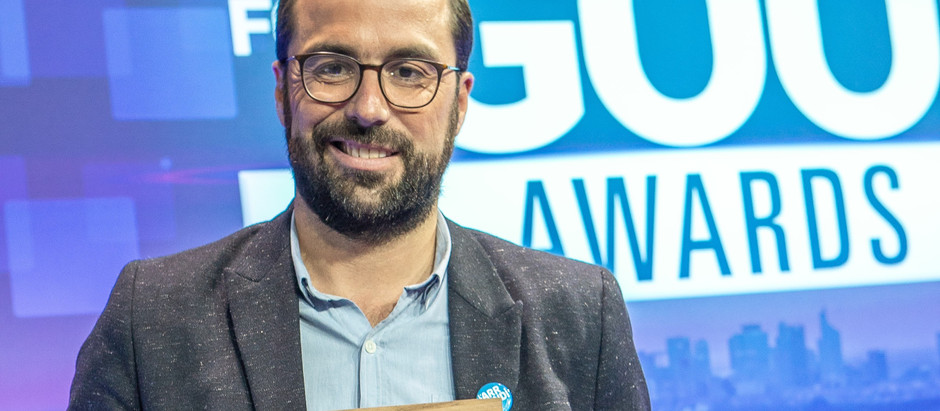 "Zoom sur Microdon, lauréat ""Action citoyenne"" des Tech for Good Awards 2019"