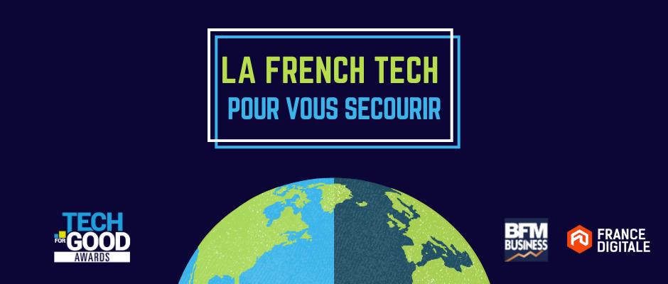La French Tech pour vous secourir !