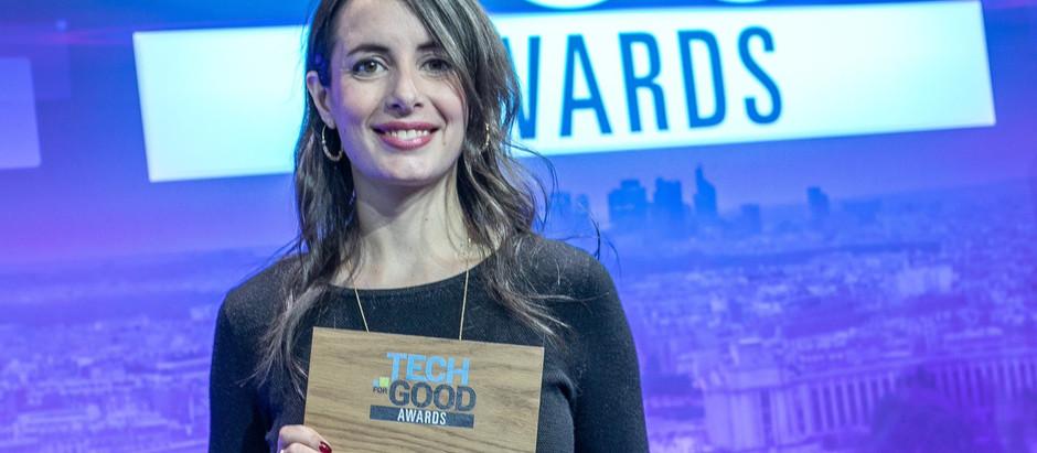 Zoom sur Yuka, lauréat Santé des Tech for Good Awards 2019
