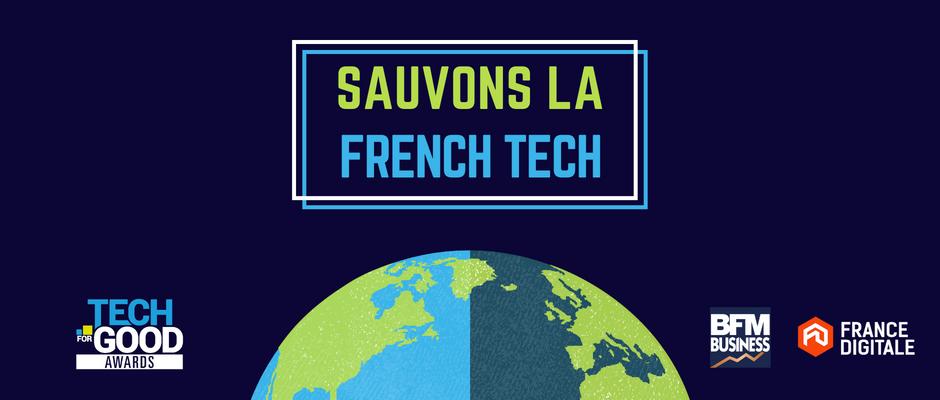 Sauvons la French Tech !