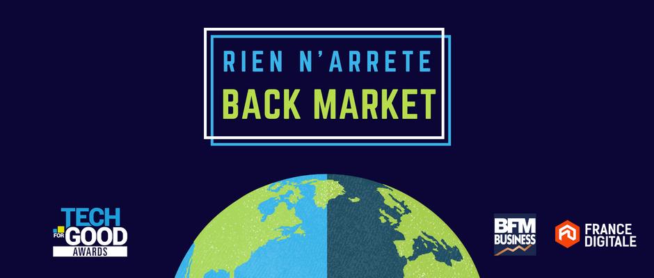 L'imprévisible levée de fonds de Back Market