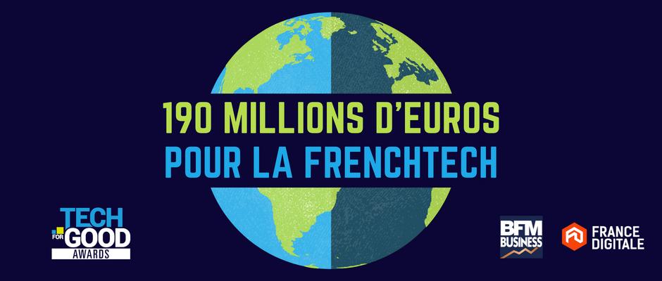 190 millions d'euros en juin pour les startups de la French Tech !