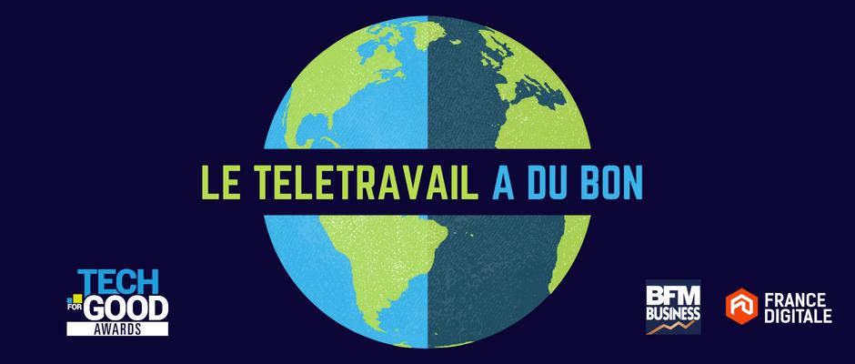 Télétravail : La fin du présentéisme à la française ?