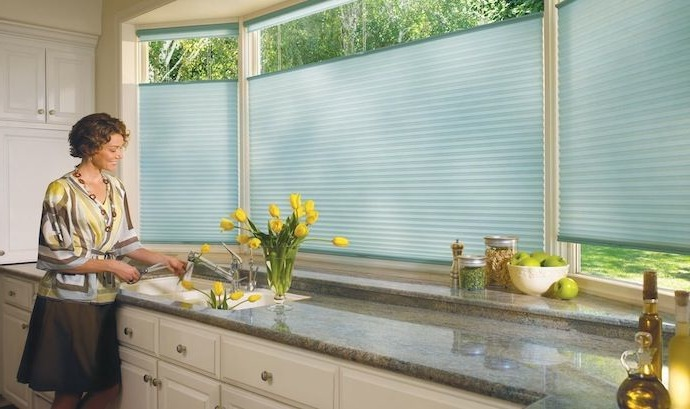 Hunter Douglas Applause Top- Down...