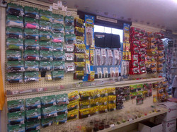 We carry a large variety of plastics