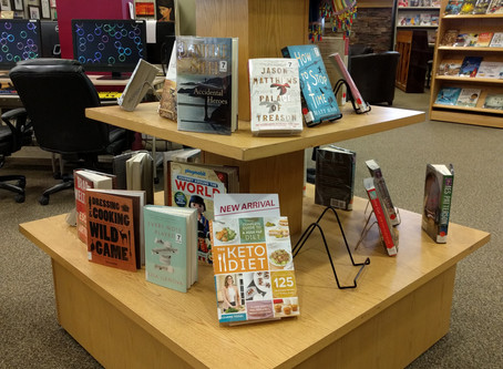 New Books in Your Library