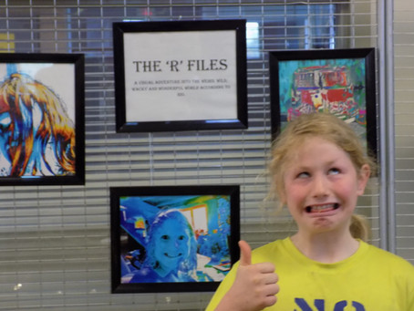 HHPL Hosts Meet the Artist for Local Child Photographer Rio Kingstone