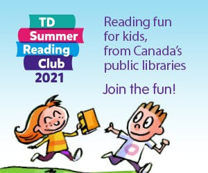 Kids TD Summer Reading Club at Hastings Highlands Public Library