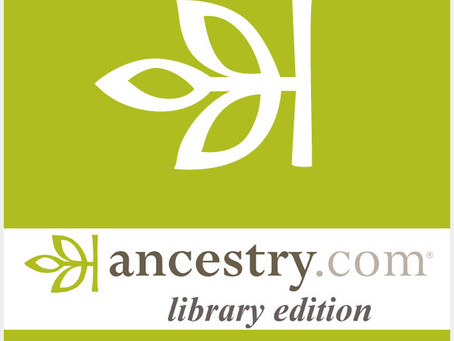 Ancestry Library Edition: Remote Access