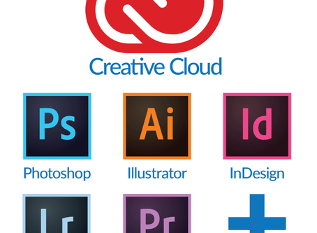 Adobe Creative Cloud now available at the library!