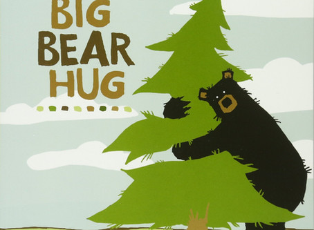 Read Aloud: Big Bear Hug by Nicholas Oldland