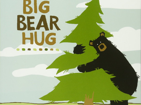 Read Aloud: Big Bear Hug by Nicholas Oldland