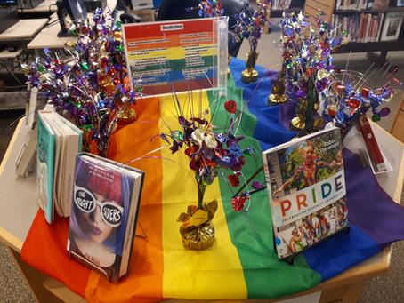 Pride Celebration Events at HHPL