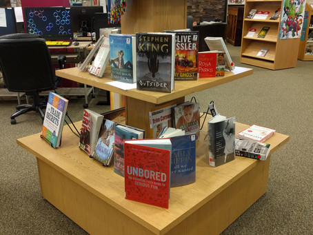 New Books in The Library for July
