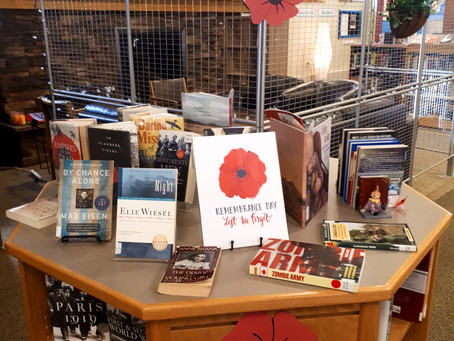 Celebrating Veterans Week November 5th to 11th with HHPL