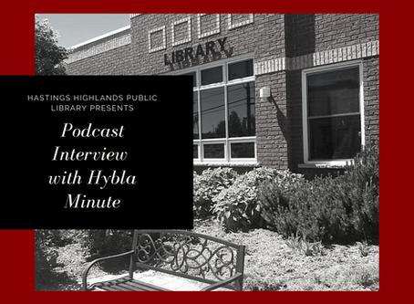 HHPL Podcast with Hybla Minute